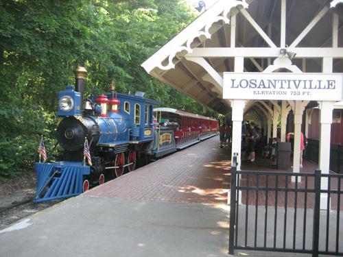 King's Island Railway – Spotlight/Chapter 15
