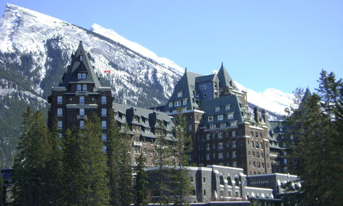 The Fairmont Banff – Spotlight/Chapter 28